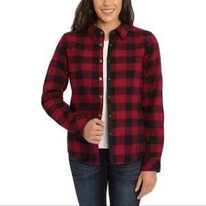 Orvis Tetons Flannel and Fleece Jacket
